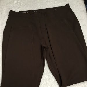 St. John's Bay Stretchy Casual Pant BRN